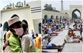দেখুন জাতীয় মসজিদে ঈদের জামাতের দৃশ্য