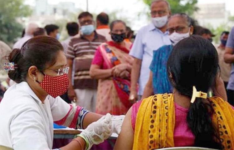 ভারতে করোনা সংক্রমণের বিরুদ্ধে লড়তে আজ থেকে শুরু হচ্ছে চার দিনের 'টিকা উৎসব'। ছবি: সংগৃহীত