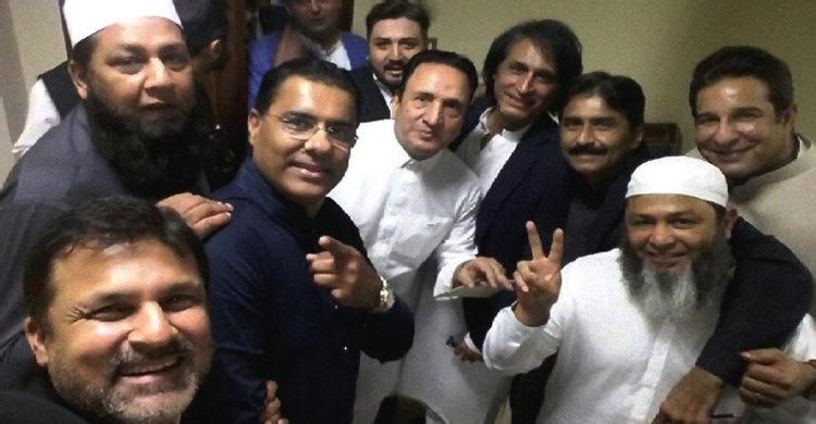 Pakistani-cricketer