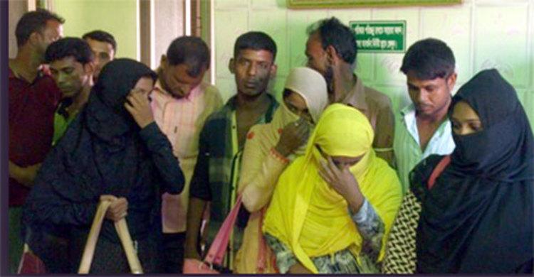 গাজীপুরে আবাসিক হোটেলে হাতেনাতে ধরা ১৯ তরুণ-তরুণী