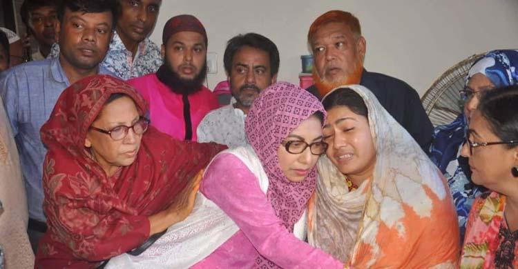 বাংলাদেশ ধর্ষকের দেশে পরিণত হয়েছে : মির্জা আব্বাস