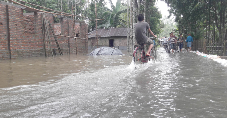 Lalmonirhat-Flood
