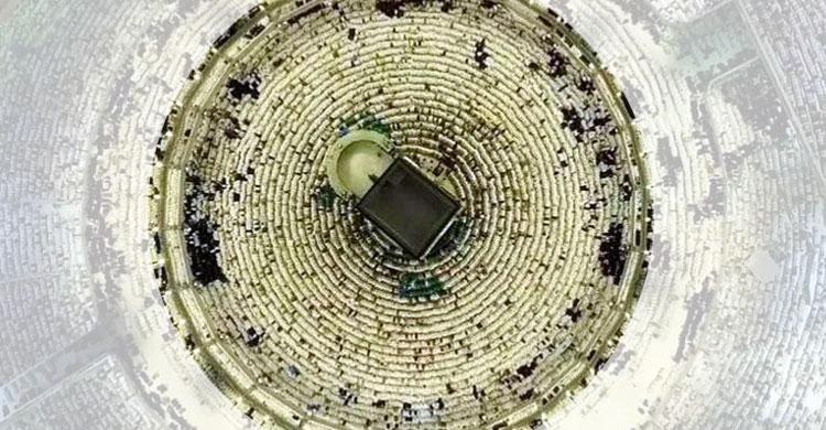 কাবা শরিফের দোয়া কবুলের স্থানগুলো দেখুন ছবিতে