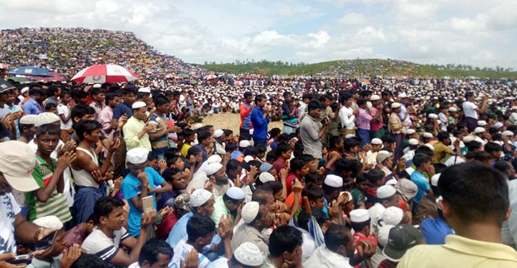 Rohingya-Camp
