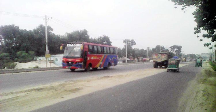 Tangail-Road