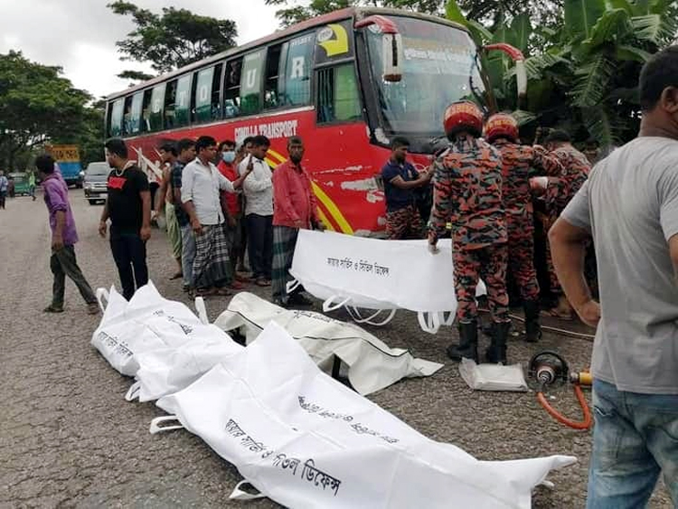 Accident-Sylhet