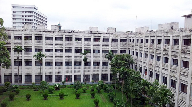 Bangladesh-Secretariat
