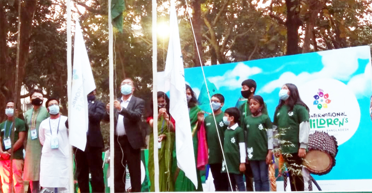 ঢাকায় শুরু শিশু চলচ্চিত্র উৎসব, প্রবেশের টিকিট মাস্ক