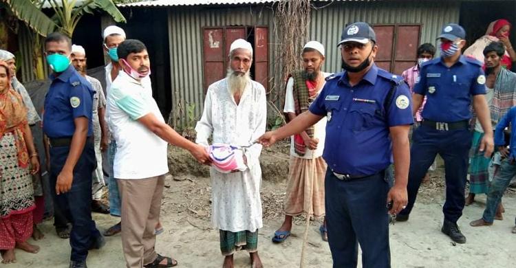 Bhola-Police