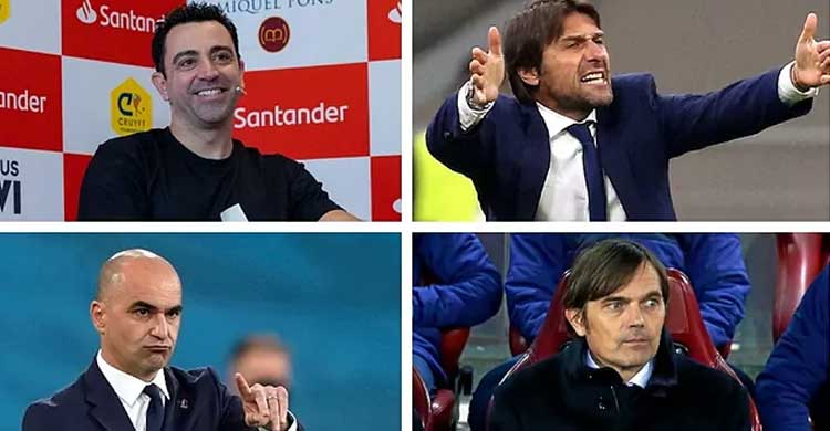 To be Barca coach