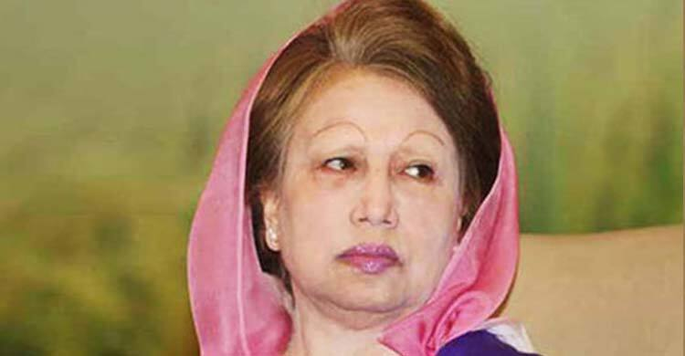 খালেদা জিয়া করোনা আক্রান্ত : স্বাস্থ্য অধিদফতর