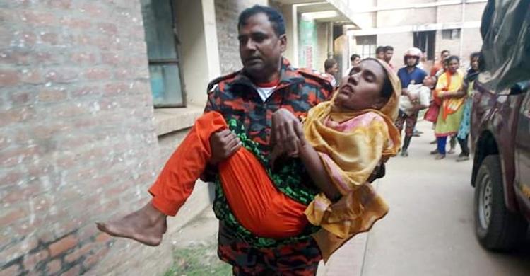 Mymensingh-Accident