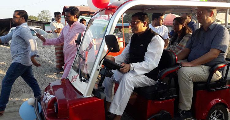 Natore-E-rickshaw-project-3