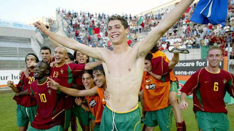 Ronaldo U-21