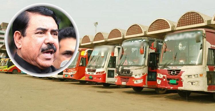Resuming of long-haul transport before Eid demanded
