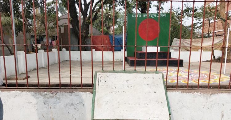 শহীদ মিনার নিয়ে মামলা, বীর মুক্তিযোদ্ধাদের অভিনব প্রতিবাদ
