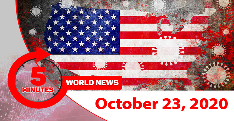 ৫ মিনিটে আজকের বিশ্ব | ২৩ অক্টোবর ২০২০
