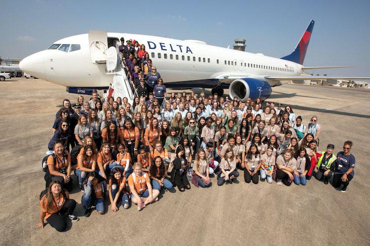 Women's-Plane