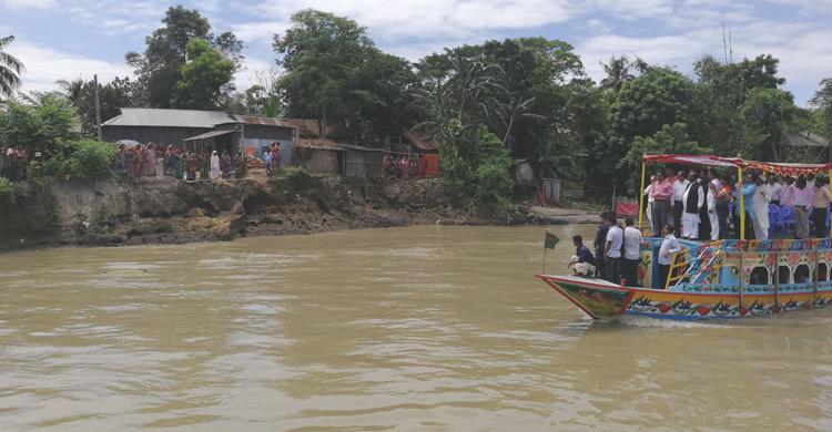 river-corrsion