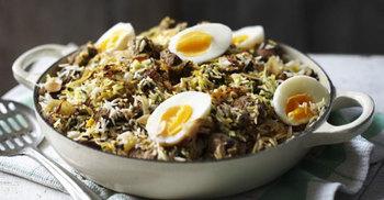 Eid al-Fitr recipes: Special beef biryani