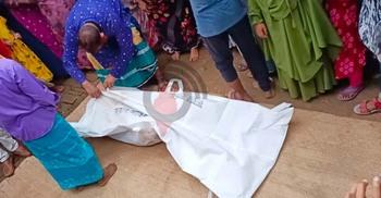 ডোবায় মিললো নিখোঁজ অটোরিকশা চালকের মরদেহ