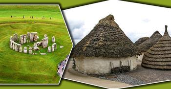 ৫০০০ বছরের 'ঘুরন্ত' গ্রামের রহস্যের সমাধান