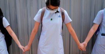 হংকংয়ের শিক্ষার্থীদের রাজনৈতিক কার্যক্রম নিষিদ্ধ
