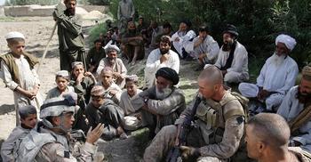 ঝুঁকিতে থাকা দু'শোর বেশি আফগান দোভাষী যুক্তরাষ্ট্রে পৌঁছাল