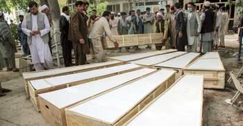 আফগানিস্তানে বন্দুক হামলায় ১০ মাইন অপসারণকর্মী নিহত