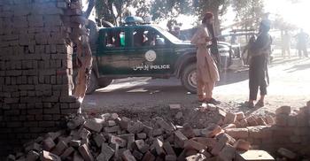 আফগানিস্তানে তালেবানকে লক্ষ্য করে বোমা হামলা, নিহত ২