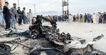 ঈদের অস্ত্রবিরতিতেও আফগানিস্তানে বোমায় ১১ জনের মৃত্যু