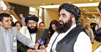 আফগান পররাষ্ট্রমন্ত্রীর সঙ্গে পশ্চিমা কূটনীতিকদের সাক্ষাৎ