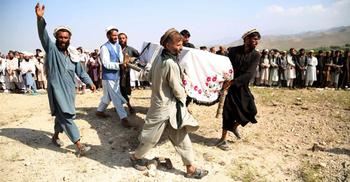 ট্রাম্পের আমলে আফগানিস্তানে রেকর্ড ৭৪২৩টি বোমা নিক্ষেপ