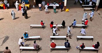 আফ্রিকায় সংক্রমণ আশঙ্কাজনক হারে বাড়ছে: ডব্লিউএইচও