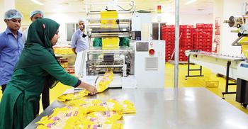 ব্যাকওয়ার্ড লিংকেজ কারখানা বন্ধ থাকায় খাদ্য প্রক্রিয়াকরণে সংকট