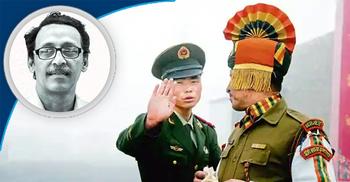 চীন-ভারত যুদ্ধ, সেরকম কোনো শঙ্কায় ভুগতে রাজি নই আমি