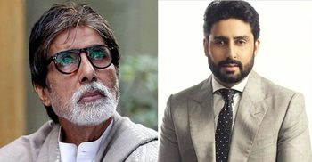 Amitabh, Abhishek test positive for coronavirus