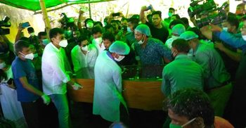 Andrew Kishore laid to rest