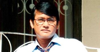 Coronavirus-infected Azizul Hakim on life support
