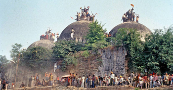 অবশেষে বাবরি মসজিদ ধ্বংস মামলার রায় বুধবার