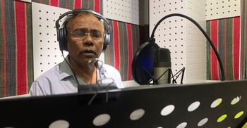 ফজলুর রহমান বাবুর কণ্ঠে 'চান্দে বসত কইরো কইন্যা'