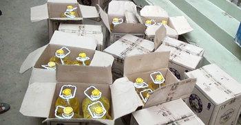 টিসিবির ৩৭০ লিটার তেল দোকানে বিক্রি, ১০ হাজার টাকা জরিমানা