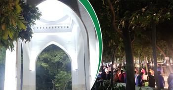 ফের প্রাণবন্ত বাহাদুর শাহ পার্ক