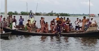 বানিয়াচংয়ে নৌকাডুবি : বোনের মরদেহ উদ্ধার, নিখোঁজ ভাই-ভাইপো