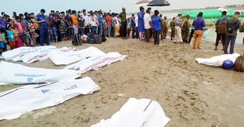 শিবচরে স্পিডবোটডুবি : নিহতদের মধ্যে ৪ জন মেহেন্দিগঞ্জের