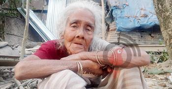 নারী দিবসে ঘর পেলেন সংগ্রামী আমদি বালা