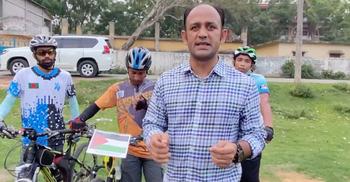 'ইসরায়েলকে ঘৃণা করে যাব, ফিলিস্তিনিরা জানুক বাংলাদেশ তাদের বন্ধু'