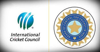 ইটের জবাবে আইসিসিক পাটকেল ছুঁড়লো ভারতীয় ক্রিকেট বোর্ড