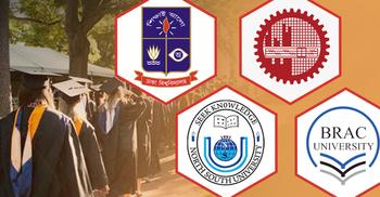 বিশ্বের সেরা বিশ্ববিদ্যালয়ের তালিকায় দেশের ৪টি