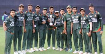 অক্টোবরে শ্রীলঙ্কা যাবে বাংলাদেশ অনূর্ধ্ব-১৯ দল